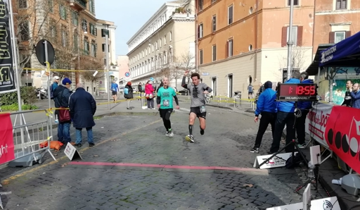 roma city trail 2020